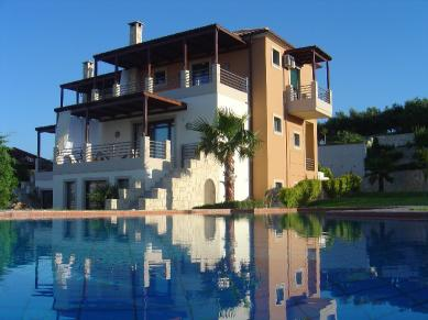 Semi Detached Villa, Crete, Greece