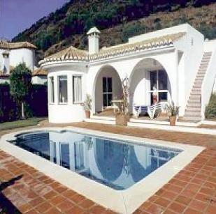 Detached Villa, Costa del sol, Spain