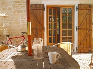 Farmhouse, Poitou-Charentes, France